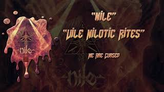 nile - We Are Cursed