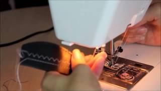 Швейная машинка для всех типов  тканей.Janome My Excel 1221(, 2016-08-30T12:27:53.000Z)
