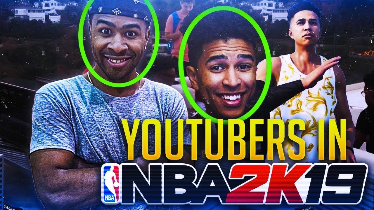 *NEW* NBA 2K19 MYPARK IN GAME EVENTS ???? PRETTYBOYFREDO Etc Got SCANNED INTO 2K ????