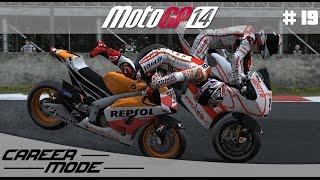MotoGP 14 Gameplay Career Mode Walkthrough - Part 19 Moto 3 Malaysian Grand Prix