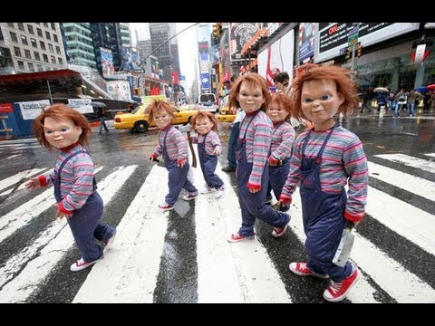 NYC Wild & Crazy People