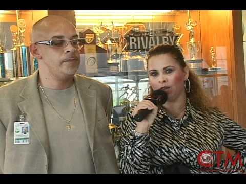 Circle Ten Media interviews Dillard Senior interim principle Carlos Flores
