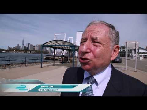 Formula E NYC Press Conference