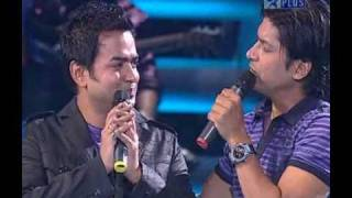 (11/16) HQ Genelia and Shahid in Star Music ka maha muqqabla by svr studios