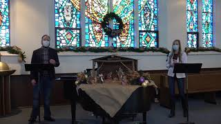 The Prayer - Amy Stahl and Alexander Moore - Performed at Zion United Church of Christ, Mt. Clemens