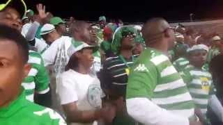 Bloemfontein Celtic Supporters - Ka Bosweu Le Botala