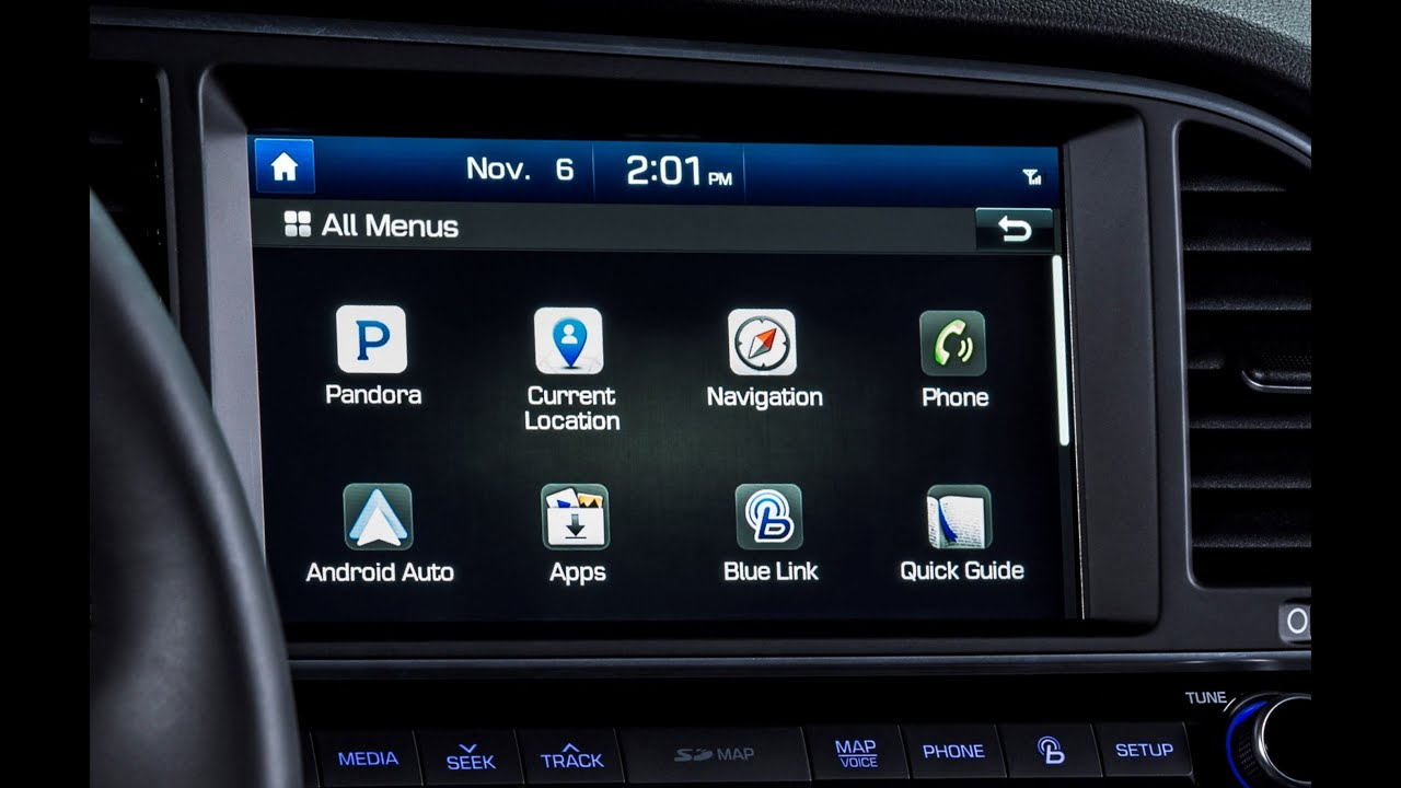 2017 Hyundai Blue Link Infotainment Review DETAILED in 4K UHD
