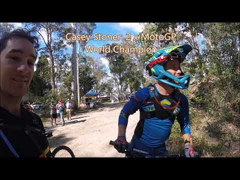 Gravity Enduro Nerang 27 8 17
