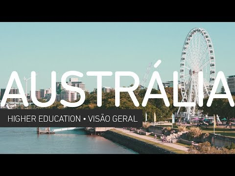 Higher Education na Austrália | Visão Geral