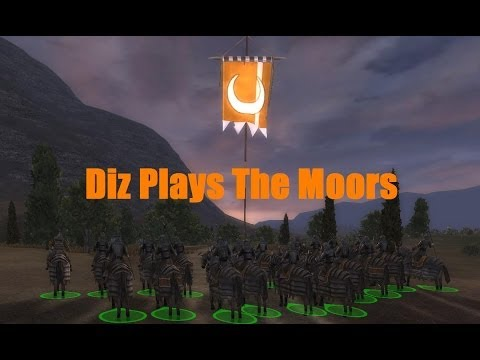 Diz plays the Moors (M2TW) #10 - Late Period Issues
