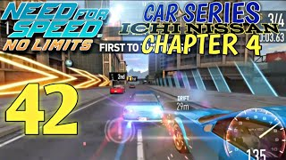 Need for speed No Limits - Car Series : Ichi Nissan - chapter 4 Episode 42