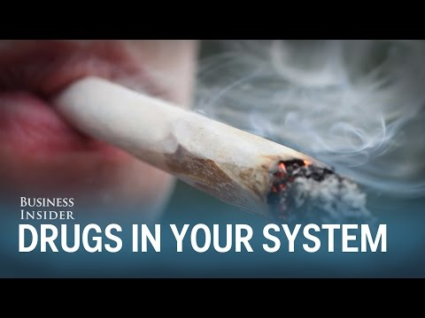This Is How Long Drugs Actually Stay In Your System