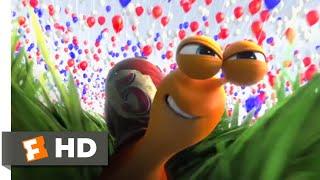 Turbo (2013) - Turbo vs. Evil Mower Scene (1/10)   Movieclips