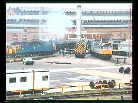 Old Oak Common .12 April 1992
