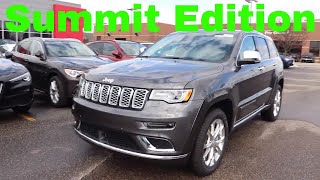 2019 Jeep Grand Cherokee Summit Edition