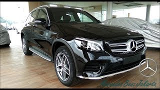 New Mercedes Benz GLC 200 AMG Line 2018 Indonesia