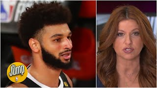 Jamal Murray went supernova on the Lakers in Game 3 | The Jump