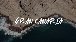 BEAUTIFUL GRAN CANARIA by DRONE