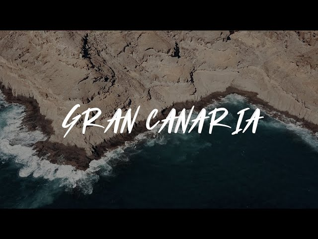 BEAUTIFUL GRAN CANARIA by DRONE
