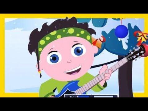 Animasjon Barnesanger - Barnehagerymer For Barn | Karaoke & Lyrics På Engelsk