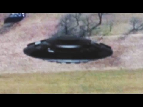 UFO Caught From Helicopter Over Montana, USA