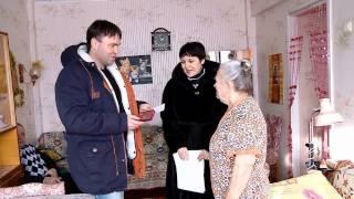 Краснокаменск: Идет вручение юбилейных медалей