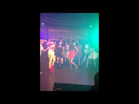Delhi Girls dance In Disco bar On Raah Hul Punjabi SOng 2017