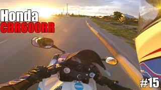 Покатушки #15 На Honda CBR 600 RR(Ставим лайки и рассказываем о видео друзьям! Для меня это лучшая поддержка,вам не трудно мне приятно!, 2016-07-10T11:00:46.000Z)