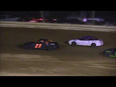 Compact Feature from Jackson County Speedway, April 27th, 2018.