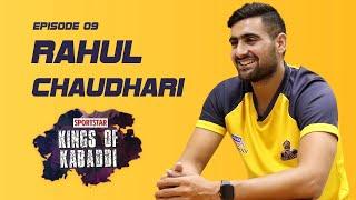 Kings of Kabaddi E09: Rahul Chaudhari - Of Audis, agriculture and desi ghee | Pro Kabaddi 2019 [CC]