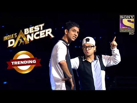 Adnan ने किया Impress Sachin को | India's Best Dancer | Trending