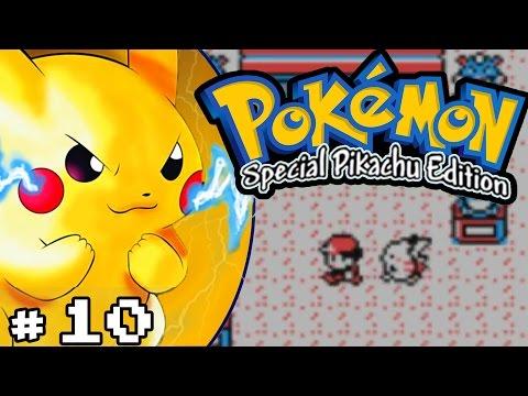 Pokemon Yellow 3DS VC Part 10 Strength & Surf Gameplay Walkthrough
