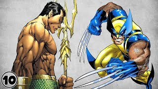 Top 10 Superheroes Who Are Impossible To Adapt Into the MCU