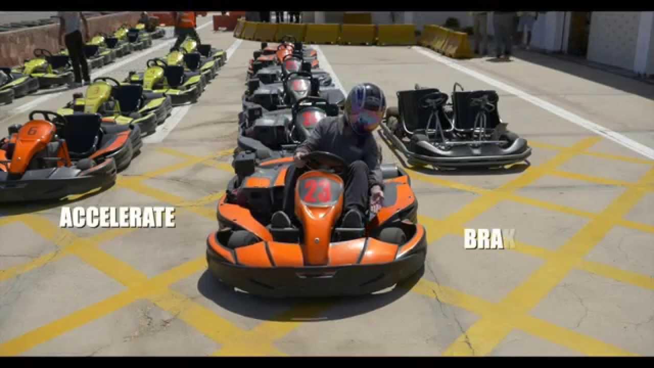 Go Kart a Sharm - Ghibli Raceway