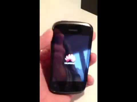 Huawei Ascend Y201pro - Hands On