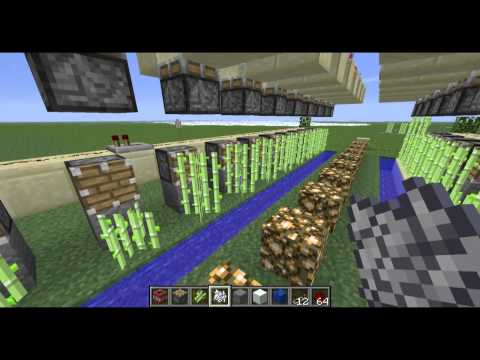 Minecraft Mythbusting Time!  Does sugarcane *really* grow faster on sand???