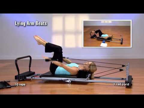 AeroPilates 55-5000 5 cord Level 1 Pure Pilates