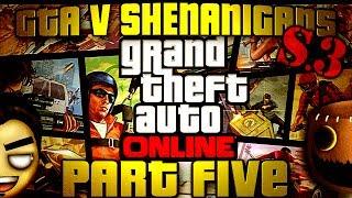 Grand Theft Auto Online: Professional CropDuster (GTAV Shenanigans Part 5/10 - Session 3)