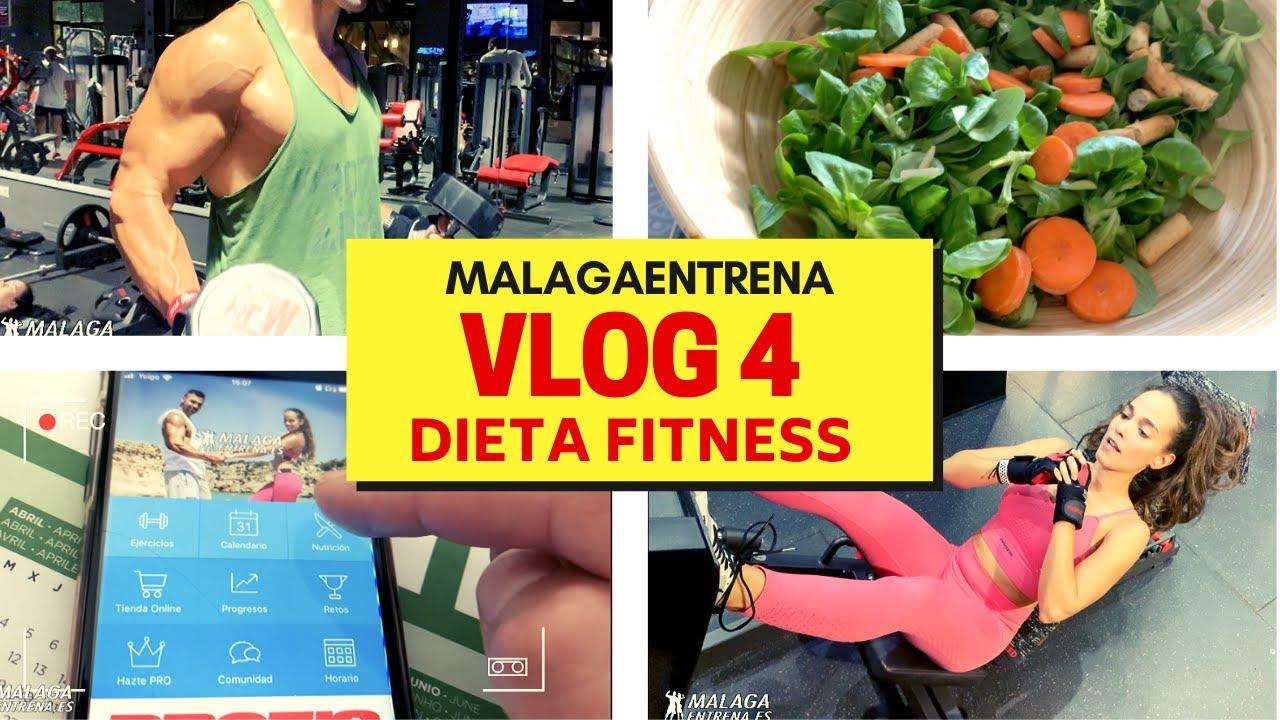 Dieta fitness para adelgazar