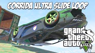 GTA 5 Online (PC) - Corrida ULTRA SLIDE LOOP: Ai é sucesso !