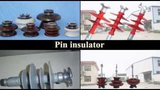 17.Pin insulator