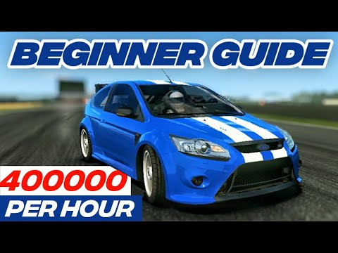 Get Money FAST For Beginners 2020 / Real Racing 3