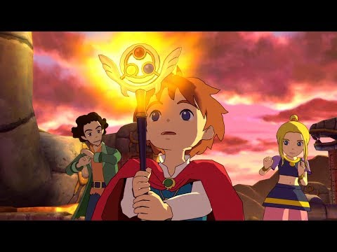 Ni no Kuni: Wrath of the White Witch Remastered Game's Trailer, TV Ad Streamed