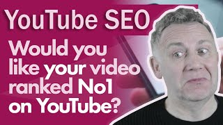 YouTube SEO 2021. SEO tips and SEO tutorial question and answers