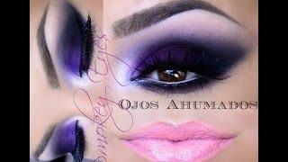 @auroramakeup -Ojos Ahumados Economico / Smokey eye (ENGLISH SUBTITLES)