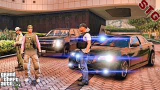 GTA 5 MODS LSPDFR 0.4.4 #19 - GANG UNIT PATROL!!! (GTA 5 REAL LIFE PC MOD)
