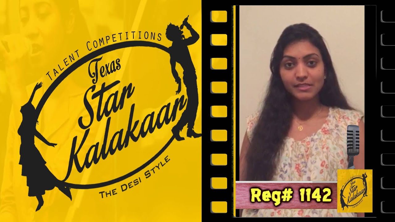 Texas Star Kalakaar 2016 - Registration No #1142