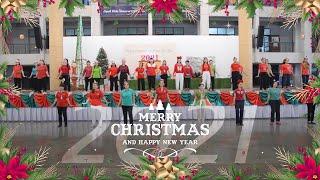 Merry Christmas & Happy New Year 2021 [อนุบาลเซนต์ปีเตอร์ ธนบุรี]