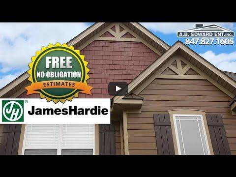 James Hardie Siding Arlington Heights IL - Fiber Cement Siding
