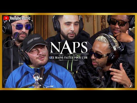 Youtube: Naps – Les mains faites pour l'or (Émission 5) / Avec Gips, Houari, Jul & Moubarak